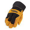 Heritage Fence Work Glove - Black/Tan