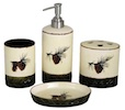 Pine Cone Bathroom Set