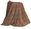 Austin Reversible Leopard Throw
