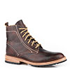 Stetson Men's Chukka Boots w/Lug Sole - Oiled Brown