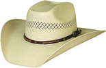Bullhide Fortunate One 100X Straw Hat