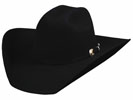 Bullhide Kingman 4X Wool Hat - Black
