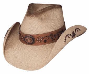 Bullhide More Than A Memory Straw Hat