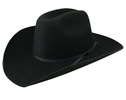 Resistol Pecos Jr. Wool Hat - Black