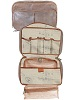 Scully Aerosquadron Collection Walnut Antique Lamb Travel Kit