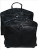 Hidesign Collection Handstained Calf Leather Garment Bag