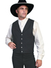 Men's WAH MAKER 4 Pocket Wool Vest - Black