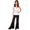 Scully Honey Creek Bell Bottom Pants - Black
