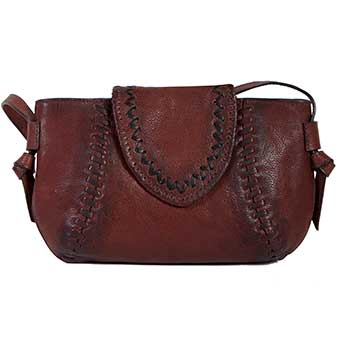 Scully Kalahari Leather Handbag