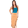 Scully Ladies Boar Suede Skirt - Old Rust