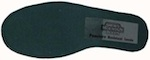 Smoky Mountain Men's Puncture Resistant Insoles EE Width - Dark Green