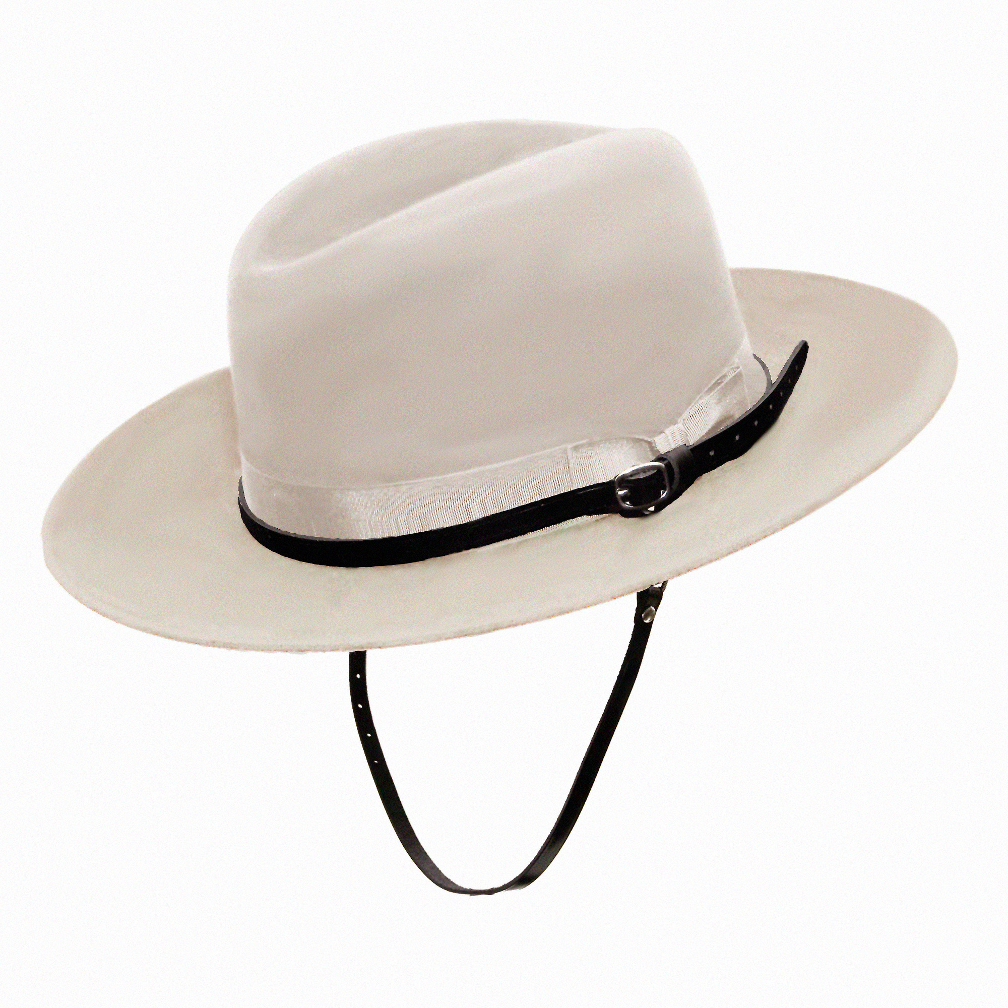312894a6c2d3e Stetson Cavalry 5X Felt Hat - Silver Belly. Tap to expand