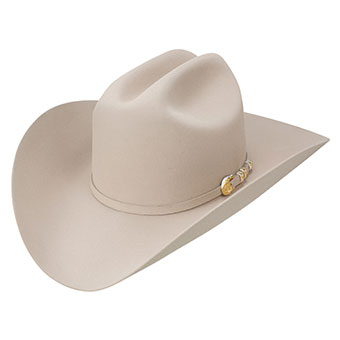 Stetson 77 Presidente Gold Edition 100X Felt Hat