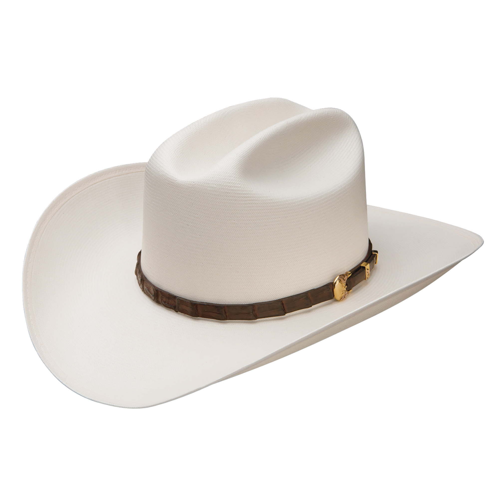 FREE US Shipping for Orders  100   Up Special Order ETA  8-10 weeks.  Stetson Evilla De Oro 1000X Straw Hat f6a862c58c0