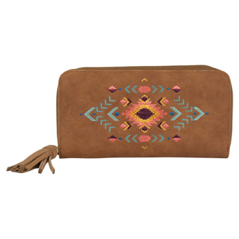 Catchfly Avery Wallet Aztec